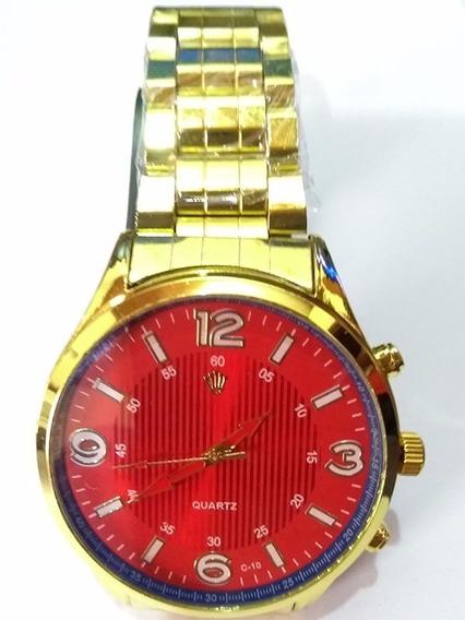 Relógio Masculino De Metal Grande M17