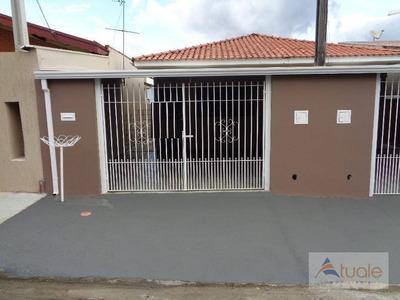 Casa Com 2 Dormitórios Para Alugar, 80 M² - Vila São Pedro - Hortolândia/sp - Ca6224