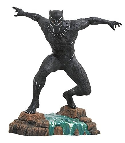 Diamond Select Toys Marvel Gallery Black Panther Película Pv