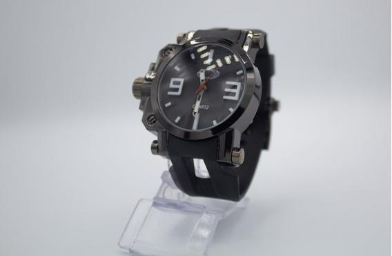 Relógio Oakley Gearbox Titanium Com Caixa