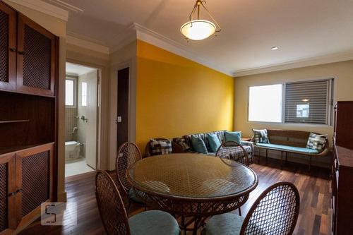 Apartamento À Venda - Bela Vista, 1 Quarto,  47 - S893038859