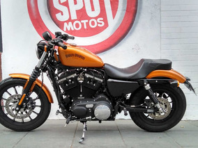 Harley-davidson Sportster Xl 883n Iron - 2014/2014