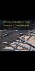 Nota Fiscal Pra Carretinha E Trailer Nota Cadastrada Na Bin