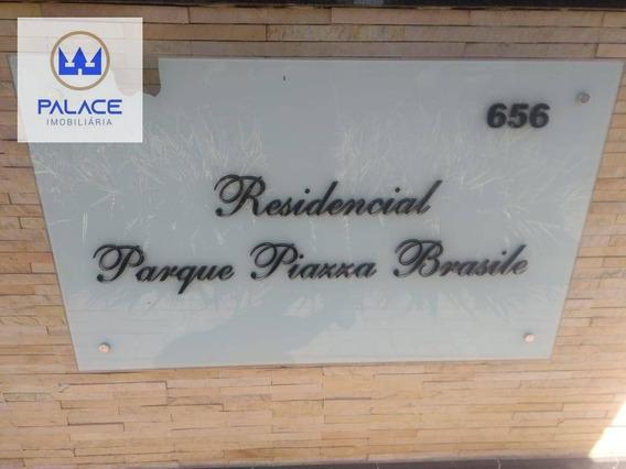 Apartamento Com 2 Dormitórios À Venda, 47 M² Por R$ 110.000 - Campestre - Piracicaba/sp - Ap0100