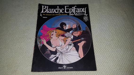 Hq Graphic Novel 19 - Blanche Epifany - Ed Abril - F. Álbum