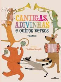 Imagem 1 de 1 de Cantigas, Adivinhas E Outros Versos Vol. 2