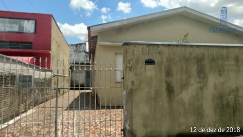 Imagem 1 de 7 de Casa À Venda, 169 M² Por R$ 470.000,00 - Santa Cecília - Paulínia/sp - Ca1982