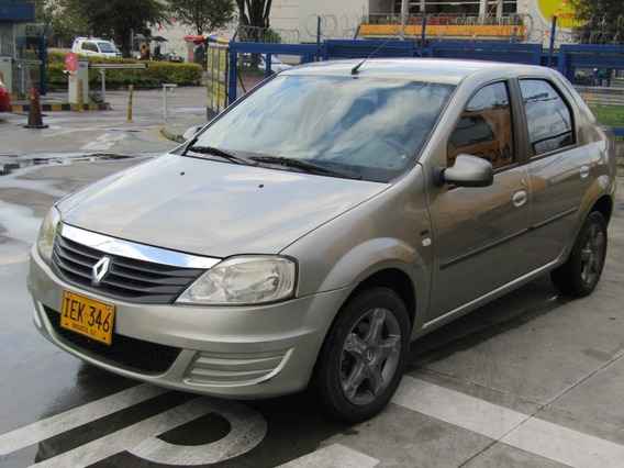 Renault Logan Expression Mt 1600