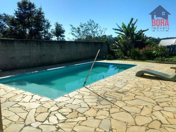 Chácara Com 3 Dormitórios À Venda, 1800 M² Por R$ 330.000 - Ponte Alta - Mairiporã/sp - Ch0252