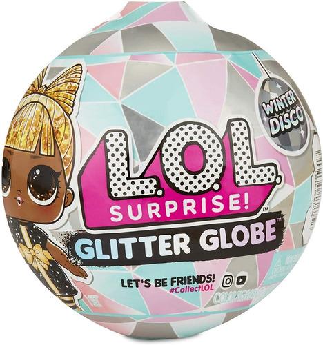 Boneca Lol Suprise Glitter Globe Nova Eua Original