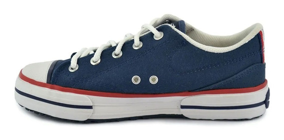 Zapatillas Topper Nova Low Insignia Azul 9615