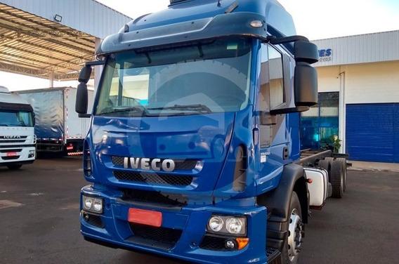 Iveco - Tector 240e28 S - Repasse Chassi Rodonaves Seminovos