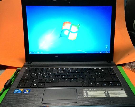 Notebook Acer Aspire 4739 Perfeito Funcionamento