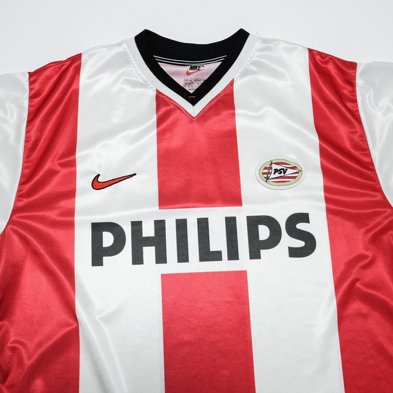 Camisa Psv Eindhoven Home - Nike - 1998/00 - Gg