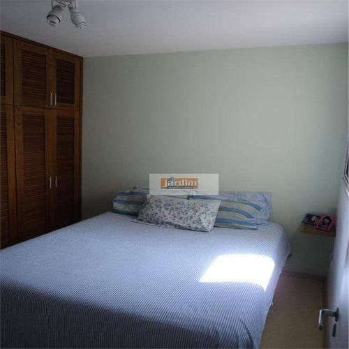 Apartamento Residencial À Venda, Vila Planalto, São Bernardo Do Campo. - Ap1128