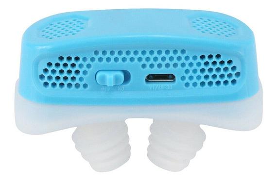 Dispositivo Electrónico Anti Ronquido Para Apnea De Sueño