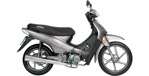 Moto Keller Cronos Plus 110