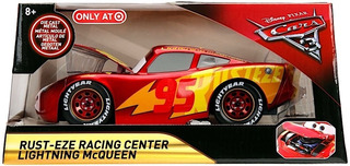 Disney Cars Exclusivo Rust-eze Racing Mcqueen