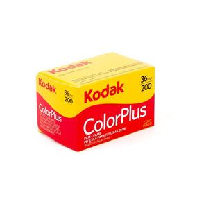 Filme Colorido Kodak Colorplus 200 35mm (36 Poses Novo)