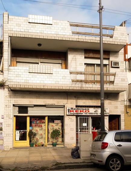 Venta En Block 2 Locales Casa De 6amb. Excelente Renta!!