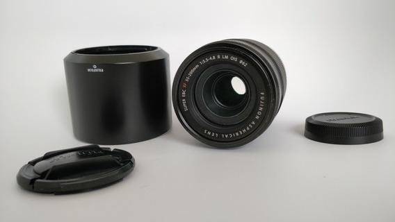 Lente Fujifilm Xf 55-200