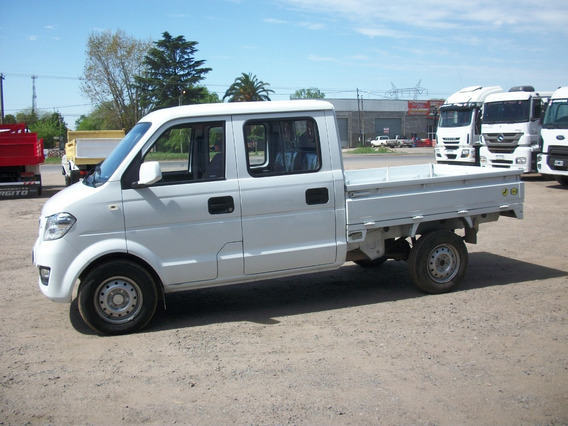 Dfsk Pick-up Doble Cabina C32 Excelente Estado