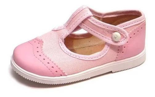 Zapatos Gullerminas Tipo Botanguita Con Boton Mundo Ukelele