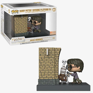Funko Pop Harry Potter Plataforma 9 3/4 Original 6 S/interés