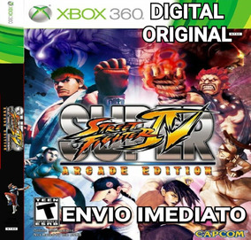 Super Street Fighter 4 Arcade Edition Xbox 360 Digital