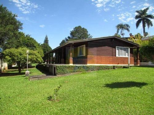 Chácara Em Condomínio Fechado Com 3 Dormitórios À Venda, 2000 M² Por R$ 1.060.000 - Atibaia/sp - Ch1138