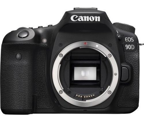 Camara Canon Eos 90d Cuerpo
