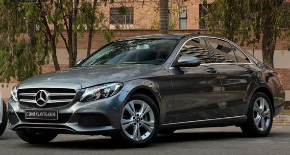 Mercedes-benz C180 1.6 Cgi (0km)- 2019/2019