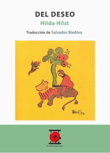 Imagen 1 de 1 de Del Deseo - Hilda Hilst