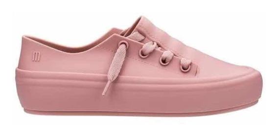 Melissa Tênis Ulitsa Sneaker Rosa Pump