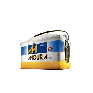 Bateria Moura 12x65 60 A/h M22gd Focus Gol 207/8 Pintumm