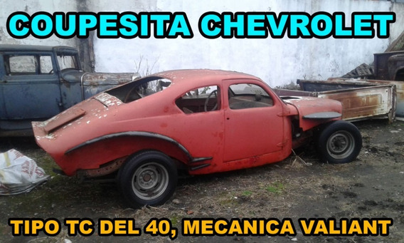 Coupe Chevrolet Tipo Tc Del 40