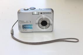 Câmera Samsung S760 7.2 Megapixels Usada