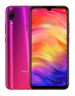 Xiaomi Redmi Note 7 64gb 4gb Ram Dual Global Com Capa