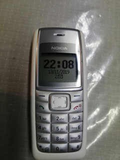 Nokia 1112 En Inmejorable Estado Para Telcel,sin Detalles