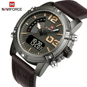 Relógio Masculino Naviforce 9095 Esporte Militar Digital Cin