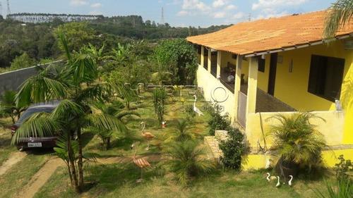 Imagem 1 de 15 de Lindo Sitio Com Area De 2.000,82m No Parque Das Varinhas - V-2903