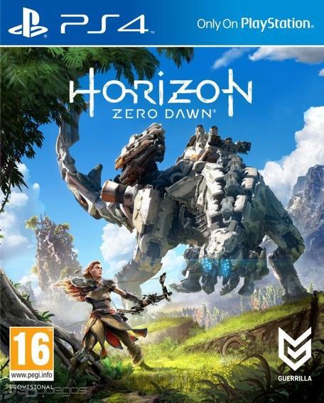 Horizon Zero Dawn Ps4 Entrega Inmediata
