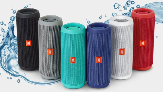 Parlante Portátil Jbl Bluetooth Flip 4. Original Factura
