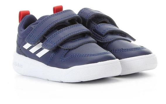 Tênis adidas Vector Infantil Couro Mesh Logo Casual