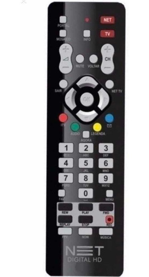 Controle Tv Net