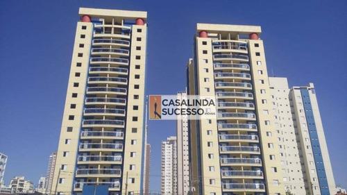 Imagem 1 de 18 de Apartamento Com 3 Dormitórios À Venda, 82 M² Por R$ 690.000,00 - Tatuapé - São Paulo/sp - Ap5430