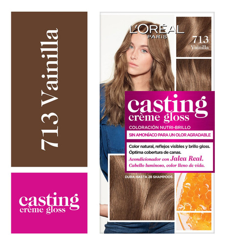 Tintura Permanente Casting Creme Gloss Loreal Paris X45 Gr