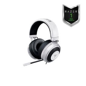 Headset Gamer Razer Kraken Pro V2 White P2 - Pc Ps4 Xone