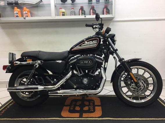 Harley Davidson Xl 883 R Preta 2011 - Target Race