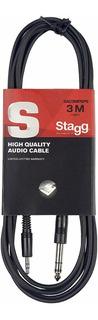 Cable Plug A Mini Plug 3 Metros Stagg Sac3mpsps Envio